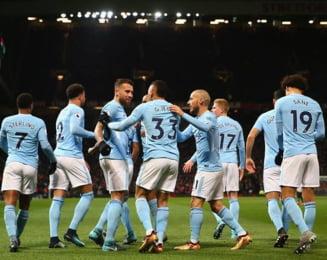 Manchester City a stabilit un record impresionant in Premier League