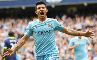 Manchester City castiga derbiul de peste 1 miliard de euro