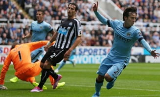 Manchester City incepe in forta Premier League