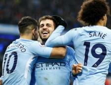 Manchester City invinge Chelsea si poate sarbatori titlul in Anglia