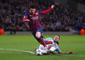 Manchester City ofera o suma incredibila pentru Messi