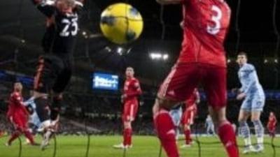 Manchester City s-a distrat cu Liverpool