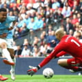 Manchester City si-a zdrobit adversara in finala Cupei Angliei