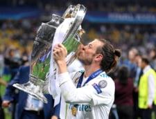 Manchester United, gata sa sparga banca pentru transferul lui Bale