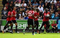 Manchester United, pe val in Premier League. Trupa lui Mourinho are doua victorii la rand cu 4-0 (Video)