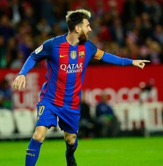 "Manchester United, plan ""machiavelic"" de a-l transfera pe Messi"