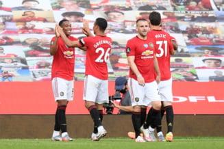 Manchester United, victorie cu Sheffield United, scor 3-0 in Premier League; hattrick Martial