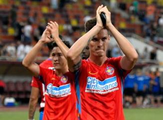 Manchester United a venit in Romania pentru un fotbalist de la FCSB