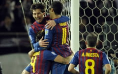 Manchester United cumpara un atacant promitator al Barcelonei
