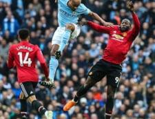 Manchester United i-a stricat sarbatoarea rivalei City, dupa un meci nebun