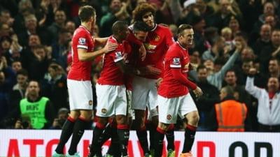 Manchester United isi revine: A treia victorie consecutiva in Premier League