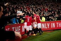 Manchester United o invinge pe City in marele derbi. Liverpool mai are doua meciuri pana sa devina campioana