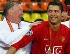 Manchester United pregateste o suma colosala pentru transferul lui Cristiano Ronaldo