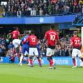 Manchester United rateaza incredibil victoria cu Chelsea. Mourinho, scandal pe final