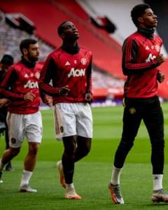 Manchester United rateaza sansa de a urca pe podium in Premier League
