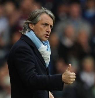 Mancini promite performante de exceptie la Manchester City