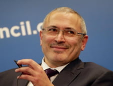 """Mandat international de arestare pentru Hodorkovski: Oligarhul nu e impresionat de """"vampirii Kremlinului"""""""