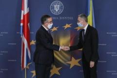 Mandatele europene de arestare in cazul lui Alexander Adamescu si Puiu Popoviciu, subiect de discutie intre ministrul Justitiei si ambasadorul Marii Britanii