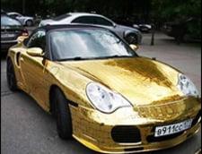 Manelistii de la Moscova au Porsche de aur (Galerie foto)