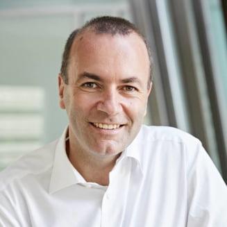 Manfred Weber (PPE): Cazul Kovesi este un semn ca in Romania sunt probleme. Articolul 7 e insuficient - Interviu