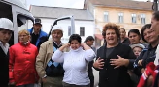 Manifestant pro Rosia Montana: Ne-au adus cu autocare, ne-au dat un sandvis si apa