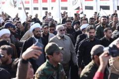 Manifestantii care inconjurau ambasada SUA din Irak s-au retras. Cine a dat ordinul