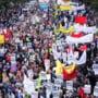 Manifestatii fara precedent pentru locuri de munca in Elvetia