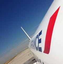 Manifestatii si indemnuri la greva, la Air France