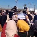 Manifestatii studentesti in mai multe orase din Algeria: Presedintele Bouteflika (82 de ani) candideaza pentru al cincilea mandat