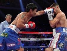 Manny Pacquaio l-a spulberat pe Chris Algieri dupa un meci de zile mari