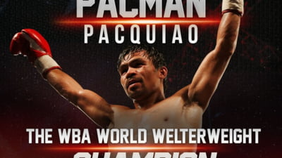 Manny Pacquiao a intrat in istoria boxului mondial la revenirea in ring, devenind cel mai batran campion mondial (Video)