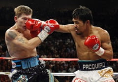 Manny Pacquiao l-a distrus pe Ricky Hatton (Video)