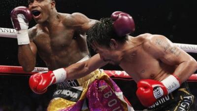 Manny Pacquiao revine in ring la 40 de ani. Iata cu cine va lupta filipinezul pentru titlul mondial - presa