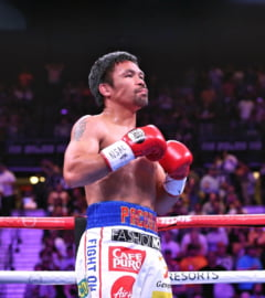 Manny Pacquiao revine in ring la 42 de ani. Cu cine va lupta super campionul filipinez