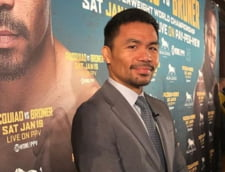 Manny Pacquiao revine in ring