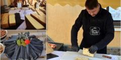 Manufactura de Branza (Sajtmanufaktura), branza alpina din inima Ardealului la Expozitia si Targul de Branzeturi
