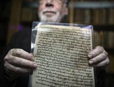 Manuscrisele de 1.000 de ani, documente rare ale omenirii