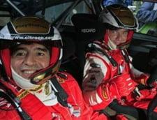 Maradona, copilotul lui Loeb (VIDEO)