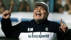 Maradona a dansat si cantat la vestiare dupa prima victorie pe banca lui Gimnasia (Video)