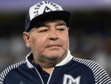 "Maradona a murit in chinuri: ""A agonizat, fiind parasit de ingrijitorii sai"""