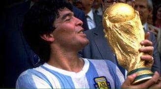 Maradona critica FIFA pentru ideea de a creste numarul echipelor de la Campionatul Mondial
