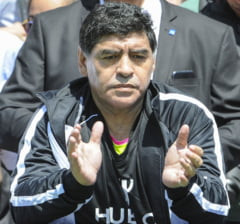 Maradona lanseaza acuzatii grave: In fotbal e o mafie mare, sa spunem adevarul