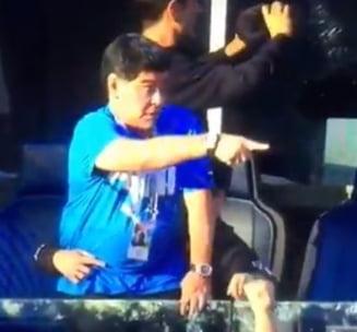 """Maradona ofera o recompensa pentru gasirea celui care l-a """"omorat"""" pe internet"""
