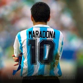 "Maradona rememoreaza meciul Arentina - Romania de la CM 1990: ""Aveau mari jucatori, precum Hagi, Lacatus, Popescu"""