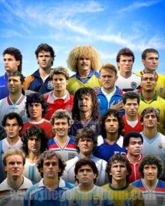 Maradona spune ca Hagi a fost rivalul sau: Ce alte legende ale fotbalului mai sunt pe lista