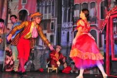 Maraton de spectacole la Opera Comica pentru Copii
