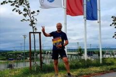 Maraton national castigat de un politist botosanean