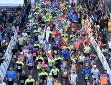 Maratonul International Bucuresti: Peste 19.000 de participanti din mai mult de 70 de tari - Cine sunt castigatorii