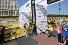 Maratonul International Bucuresti, castigat in premiera de o romanca
