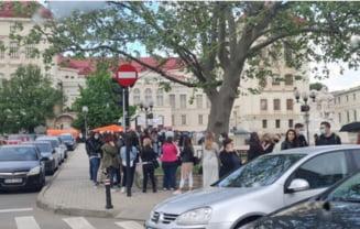 Maratonul Vaccinarii de la Iasi. In primele doua ore s-au vacinat 500 de persoane, intre care si cetateni din Republica Moldova